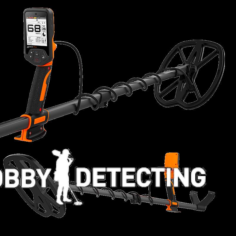 Deteknix Quest Pro металлодетектор