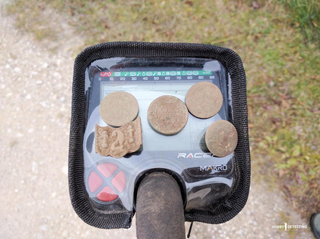 Makro Racer 2 металлоискатель металлодетектор обзор технические данные энциклопедия помощь купить
