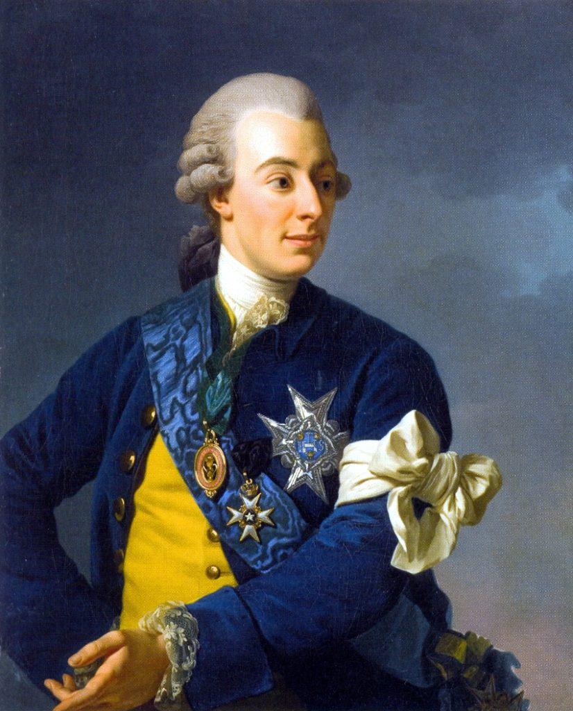 Густав Третий, король Швеции