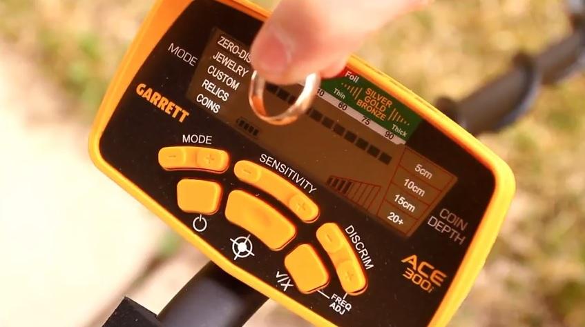 Garrett ACE 300i обзор тесты