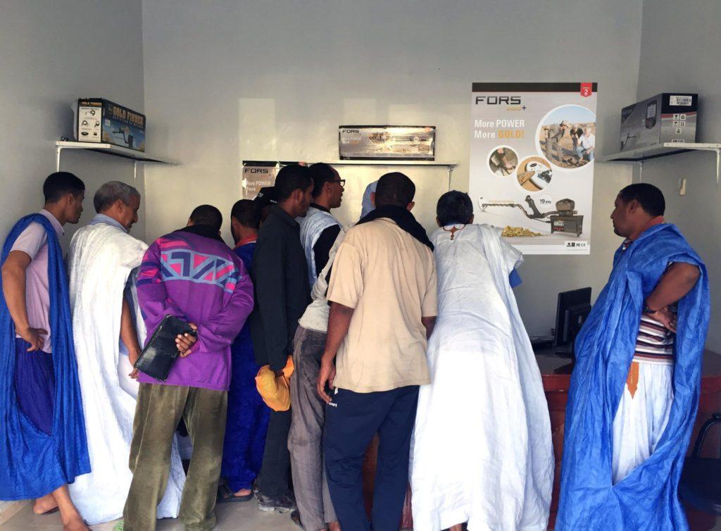 Золотая лихорадка в Африке крутые находки металлодетектор