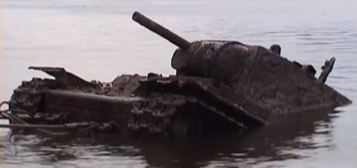 Видео подъём танков подборка