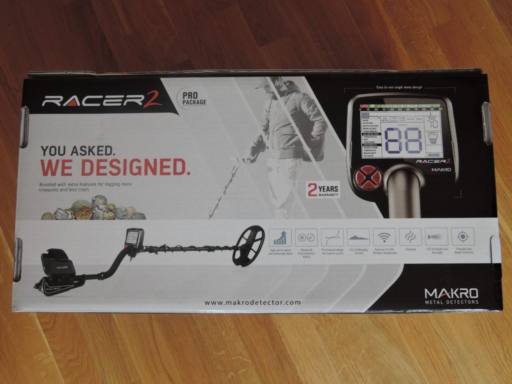 Makro Racer 2 металлодетектор обзор и впечатления