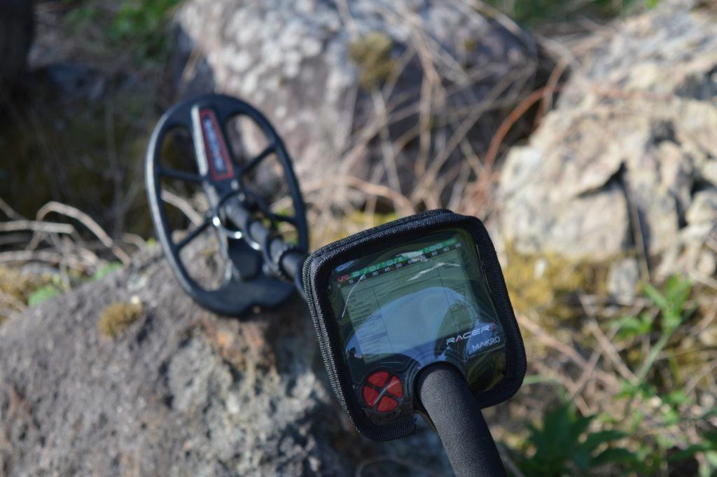 Makro Racer 2 металлодетектор обзор
