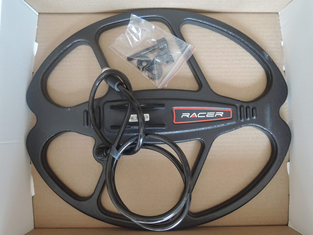 RC40 большая катушка Makro Racer 2
