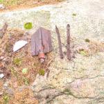 Коп по войне Большой Тютерс остров фото находки техника ВОВ Вермахт СС война