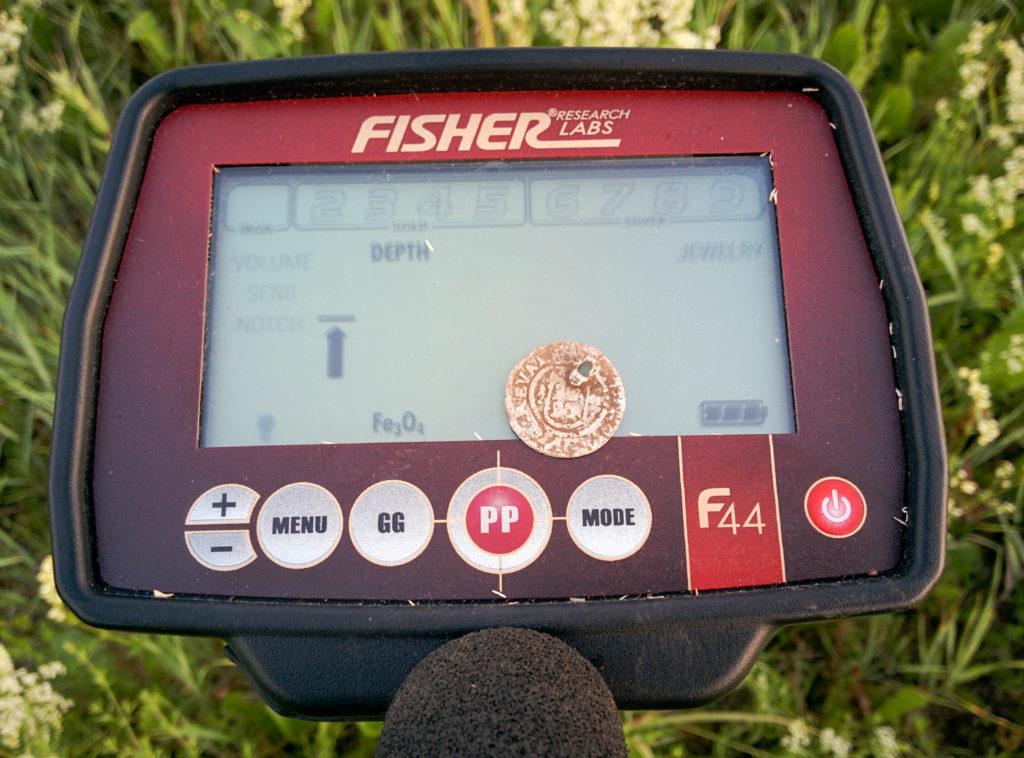 Fisher F44 металлодетектор какие настройки использовать как настроить как искать обзор советы