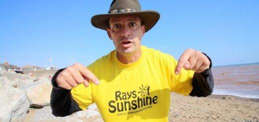 коп пляжный пляжи великобритания копатель пожертвования благотворительность
