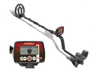 Fisher F11 металлоискатель металлодетектор