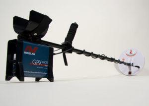 Minelab GPX 4800 металлоискатель металлодетектор
