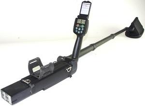 Minelab прибор металлодетектор военный