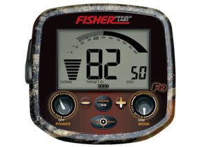 Fisher F19 металлоискатель металлодетектор