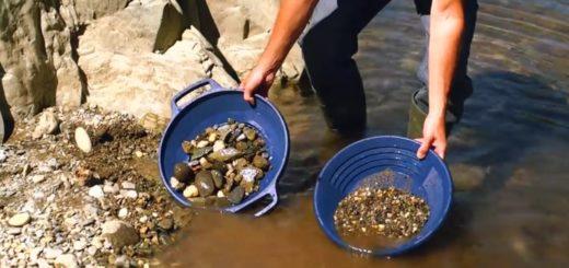 война брендов Minelab Garrett тазики добыча золота приборный поиск