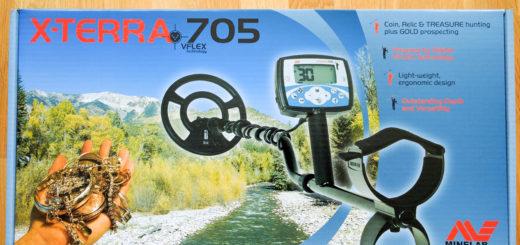 Металлодетектор металлоискатель minelab x terra 705 комплект обзор поставки поставка комплектация