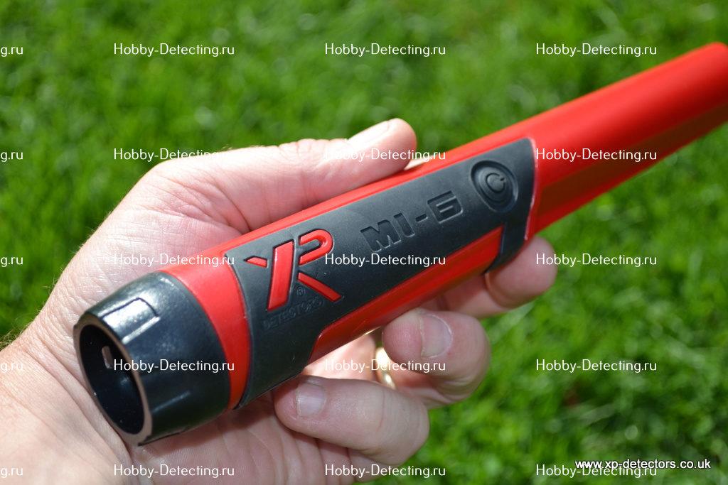 фотообзор новый пинпоинтер МИ 6 MI XP ХР Деус Дуся deus pinpointer pin пин