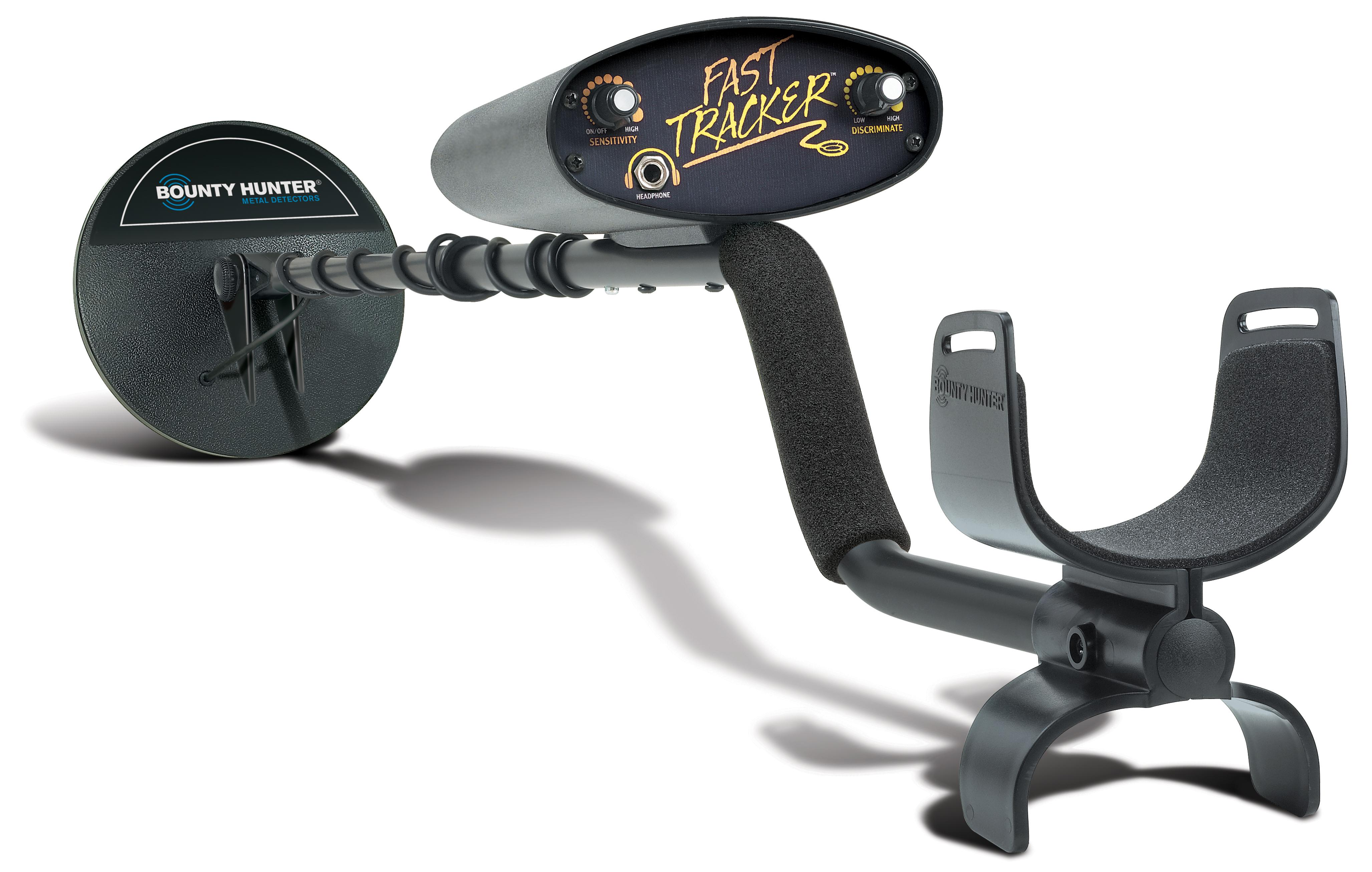 Bounty Hunter Fast Tracker металлоискатель металлодетектор грунтовый металлодетектор