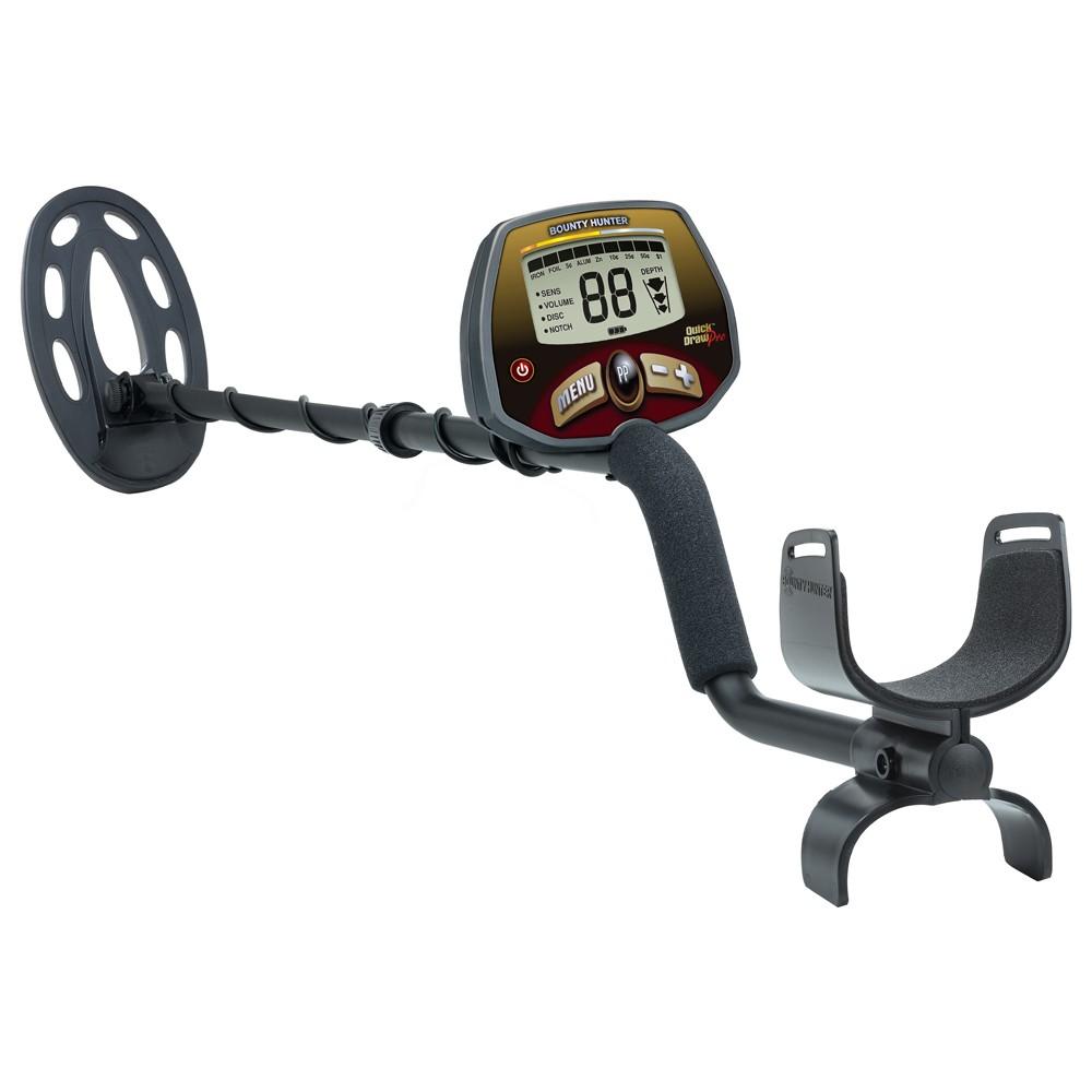 Bounty Hunter Quick Draw PRO металлоискатель металлодетектор грунтовый металлодетектор