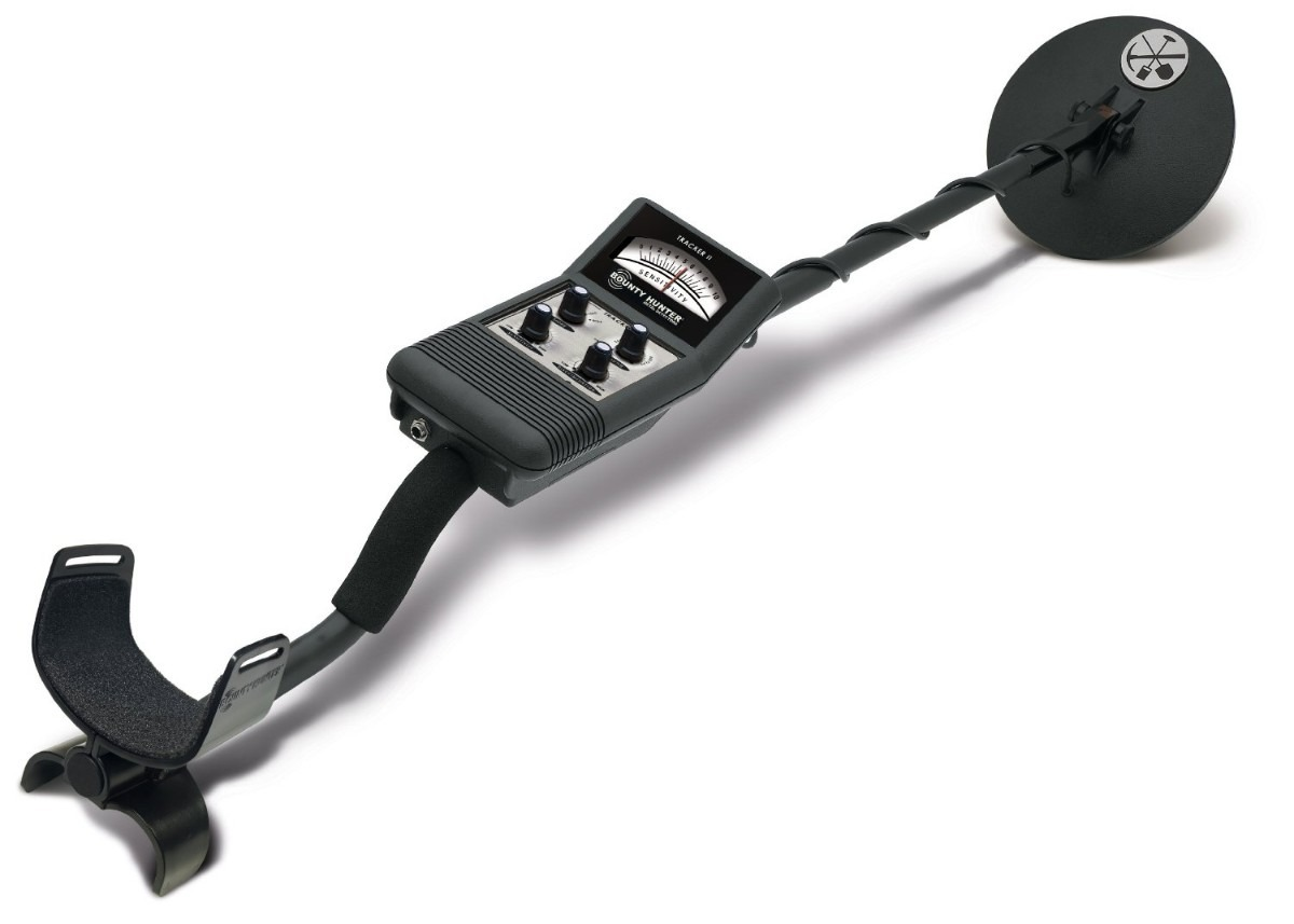 Bounty Hunter Tracker 2 металлоискатель металлодетектор грунтовый металлодетектор