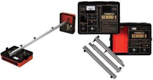 Fisher Gemini 3 металлоискатель металлодетектор глубинный металлодетектор