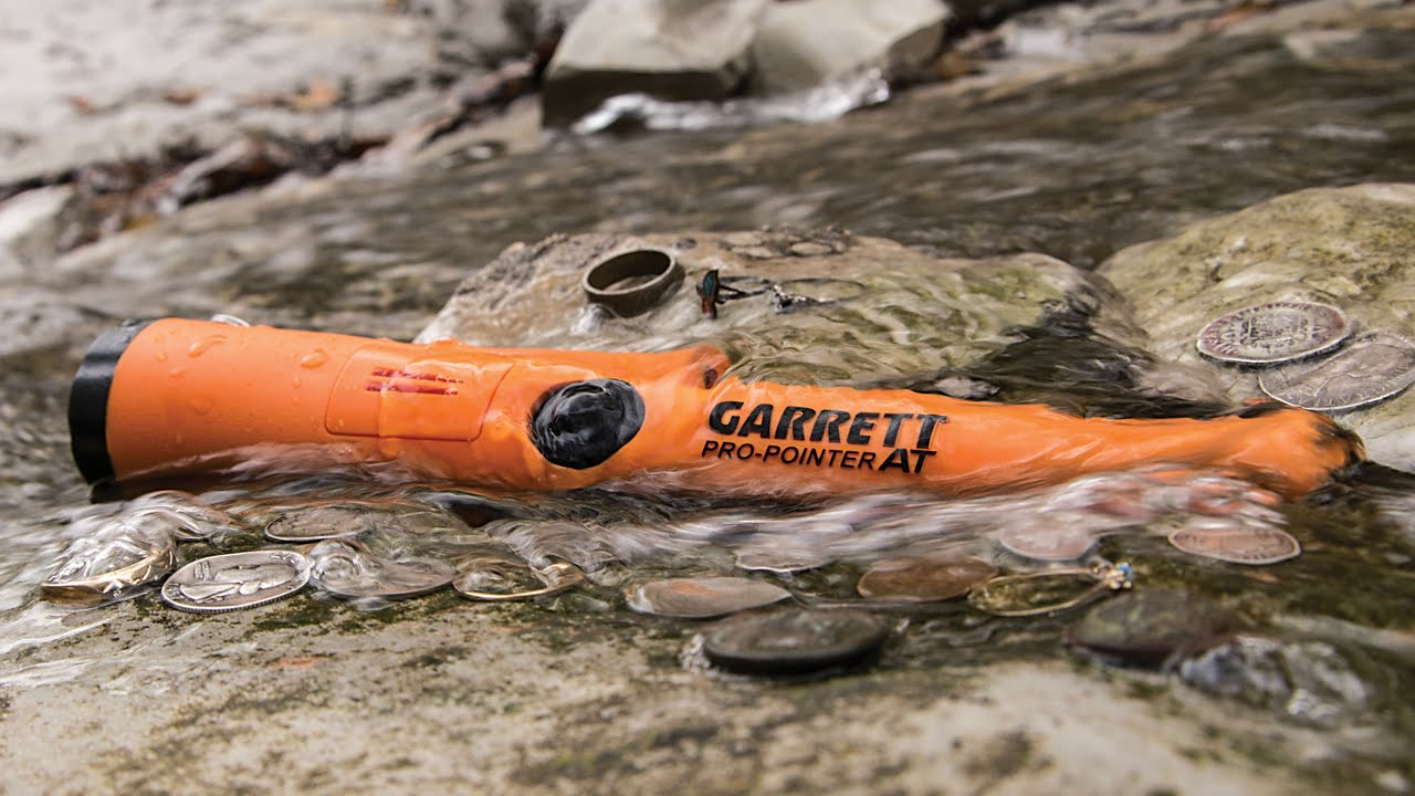Garrett Pro-Pointer AT пинпоинтер подводный