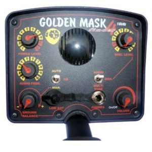Golden Mask 4 металлоискатель металлодетектор