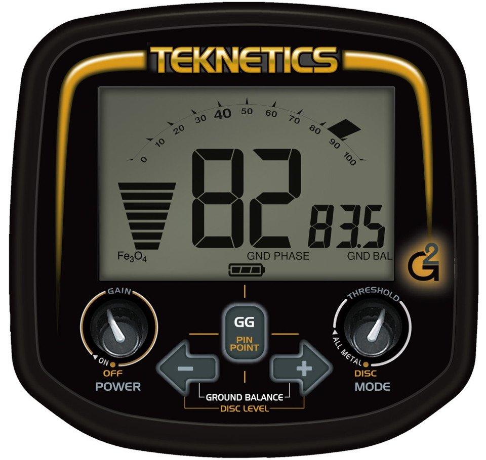 Teknetics G2 металлоискатель металлодетектор подводный металлоискат грунтовый металлодетектор