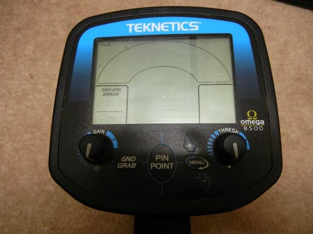 Teknetics Omega 8500 металлоискатель металлодетектор подводный металлоискат грунтовый металлодетектор