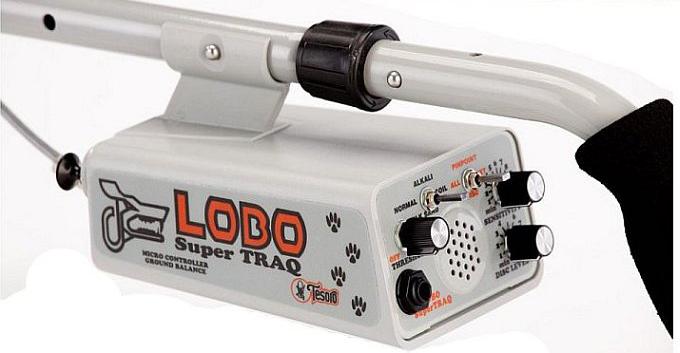 Tesoro Lobo металлоискатель металлодетектор грунтовый металлодетектор