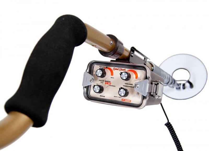 Tesoro Sand Shark металлоискатель металлодетектор подводный металлоискатель грунтовый металлодетектор