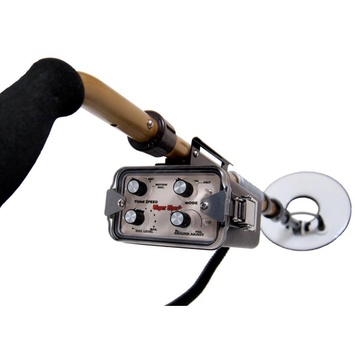 Tesoro Tiger Shark металлоискатель металлодетектор подводный металлоискатель