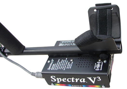 Whites Spectra V3i металлоискатель металлодетектор грунтовый металлодетектор