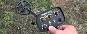 Golden Mask 4WD Pro металлоискатель металлодетектор