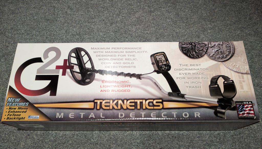 Необычный металлоискатель - Teknetics G2+ (обзор комплекта и новость!)