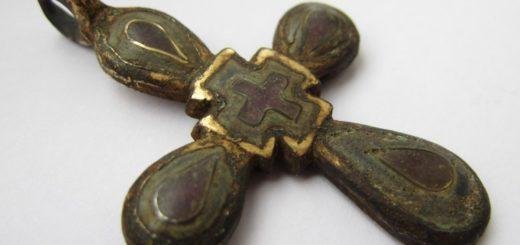 Крест Киевской Руси (находка, цена +)