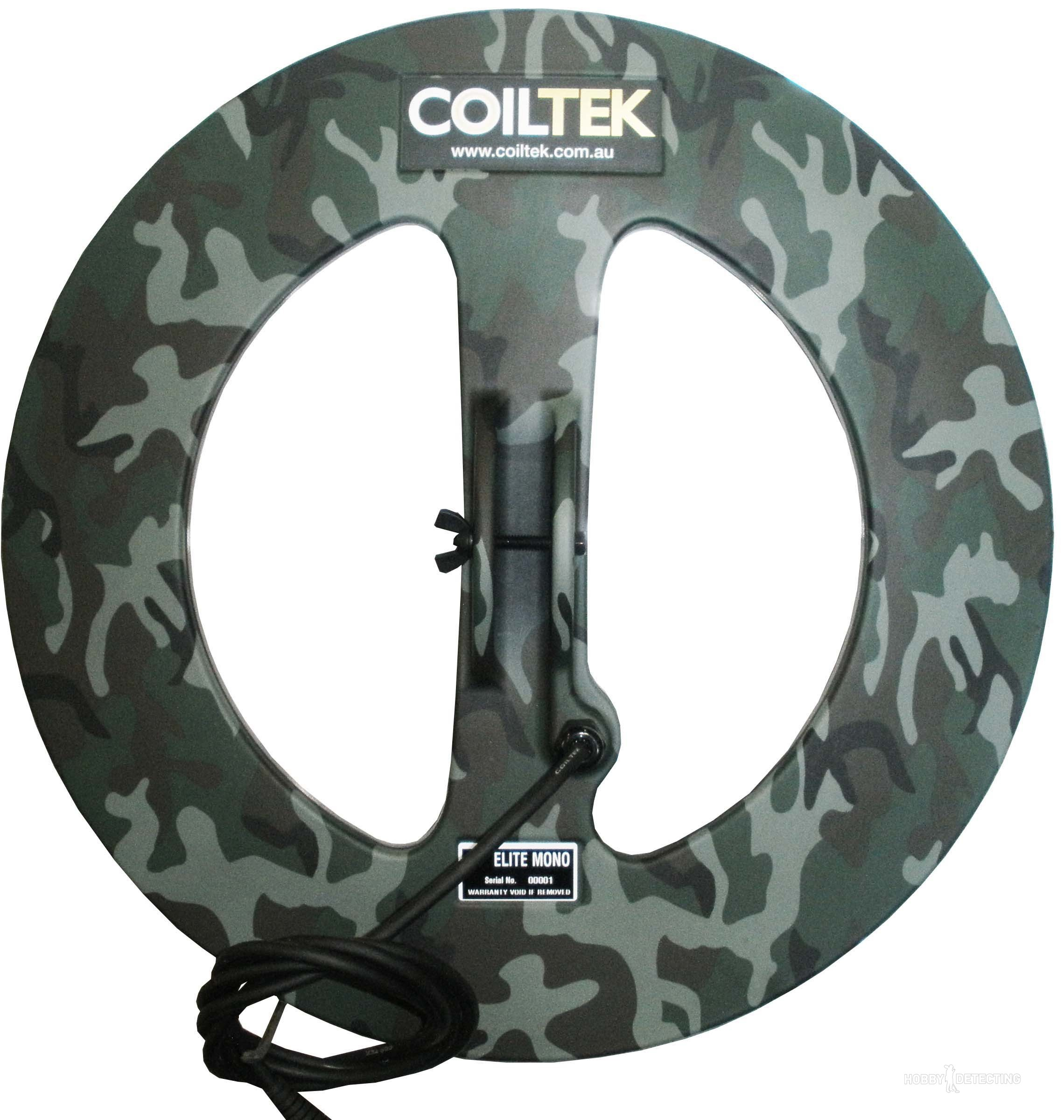 Coiltek 18 Elite Катушка