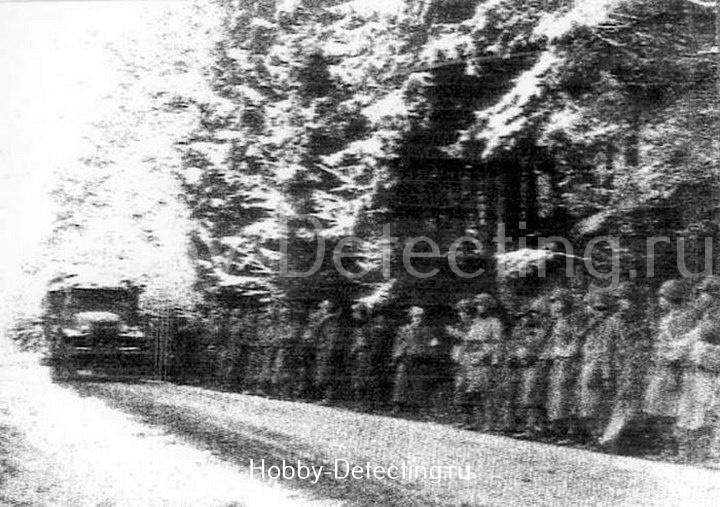 Когда копари подняли солдата, а с ним и фотоаппарат времён Второй Мировой войны (фото+)