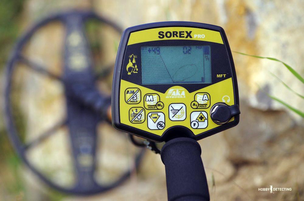AKA Sorex Pro Металлодетектор