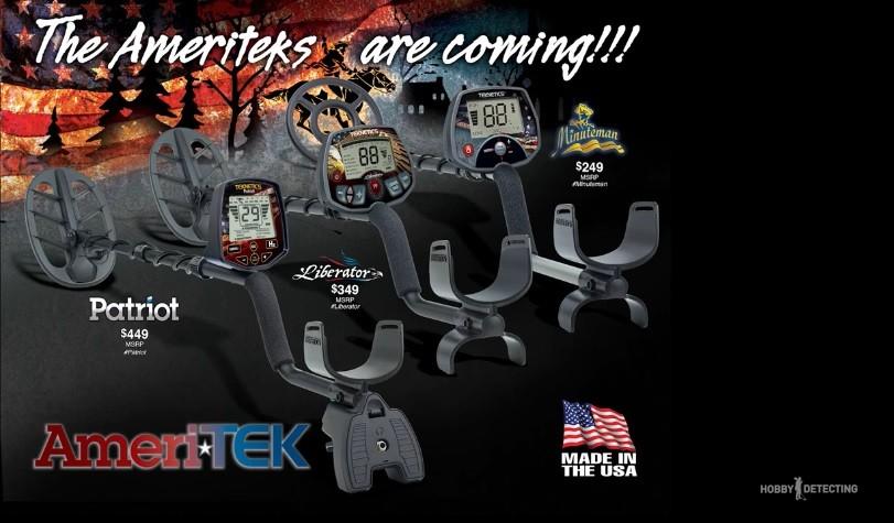 Новинки от Teknetics - приборы AmeriTEK (пока только для рынка США)