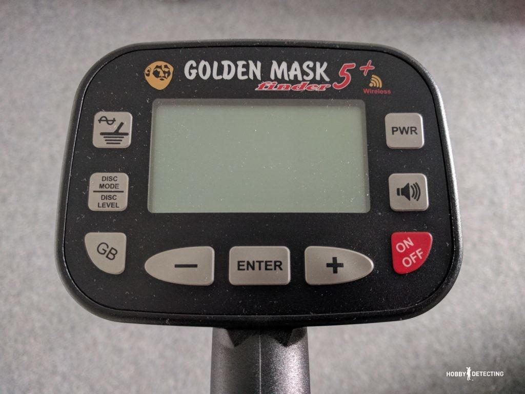Металлоискатель Golden Mask 5+ - первые впечатления (обзор новинки 2017!)
