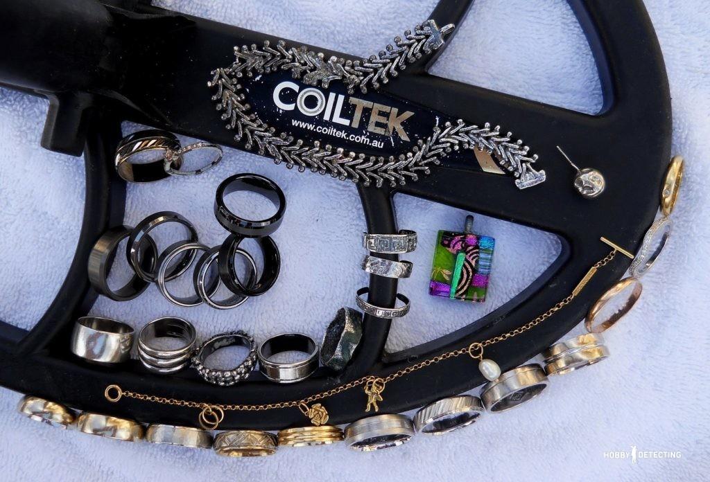 """Новая катушка Coiltek 14""""x9"""" для Minelab CTX3030 (Новинка 2017, фото и данные+)"""