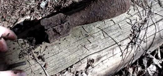 Ребята копают по 1941 году, военка (коп по войне, видео+)