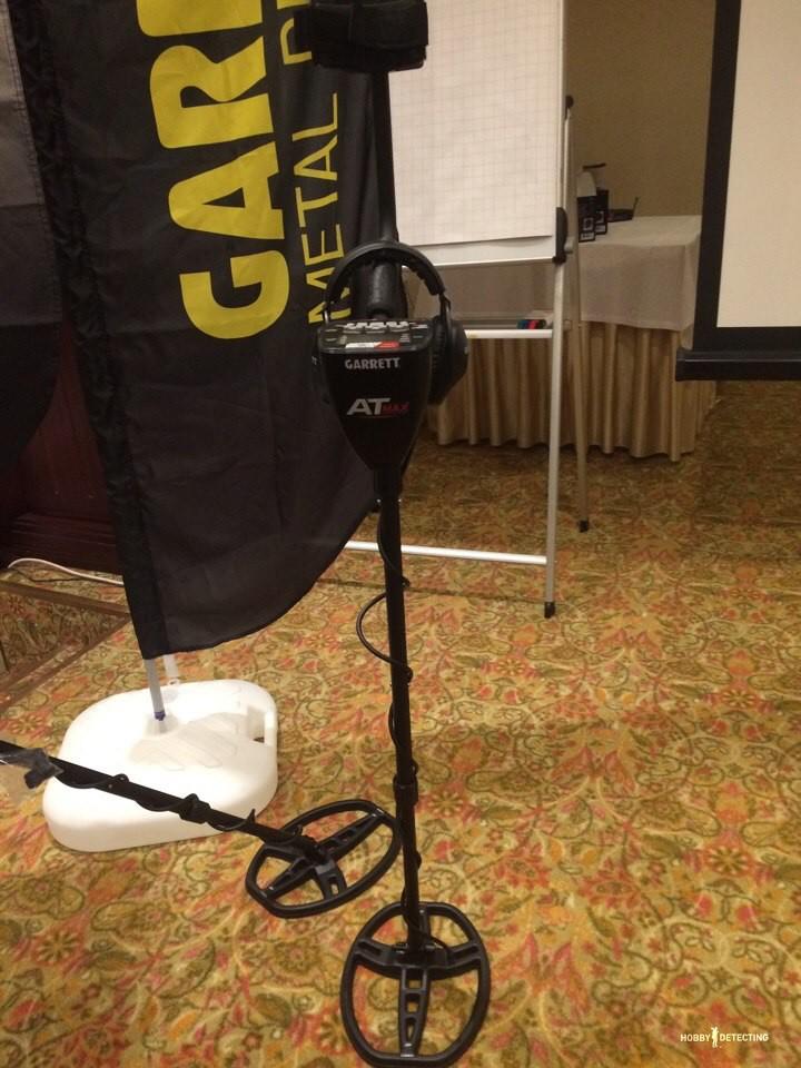 Garrett AT MAX - новый металлоискатель от дедушки Гарретта! (Новинка 2017, факты+)