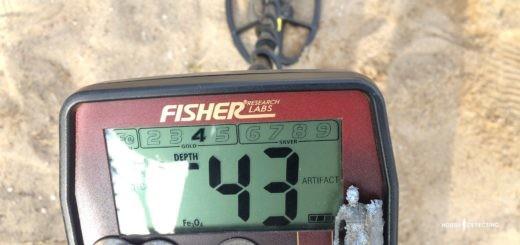 Fisher F44 - полупрофессиональный металлоискатель? (Опыт копаря, советы+)