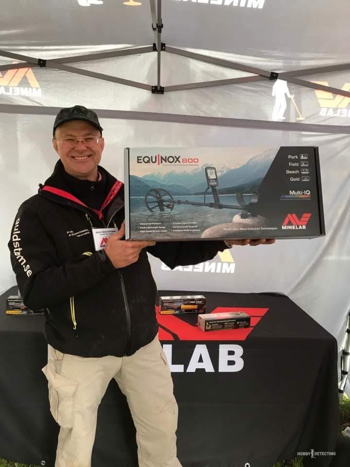 Minelab Equinox - новый металлоискатель от Австралийцев (новинка 2017, фото и инфо+)