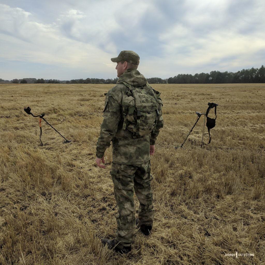 """Что надеть на коп? Костюм """"Горка-3"""" от Камуфляж.ру! (Наш обзор, фото+)"""