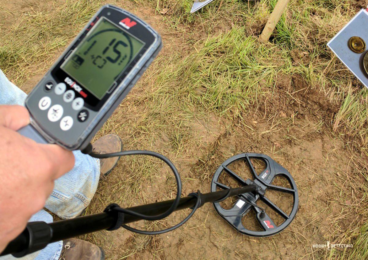 Minelab Equinox 600 Металлоискатель металлодетектор
