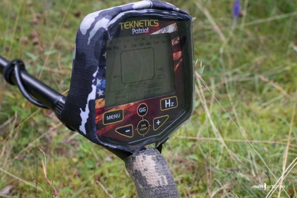 Металлоискатель Teknetics AmeriTek Patriot - наш обзор! (фото, настройки и советы+)