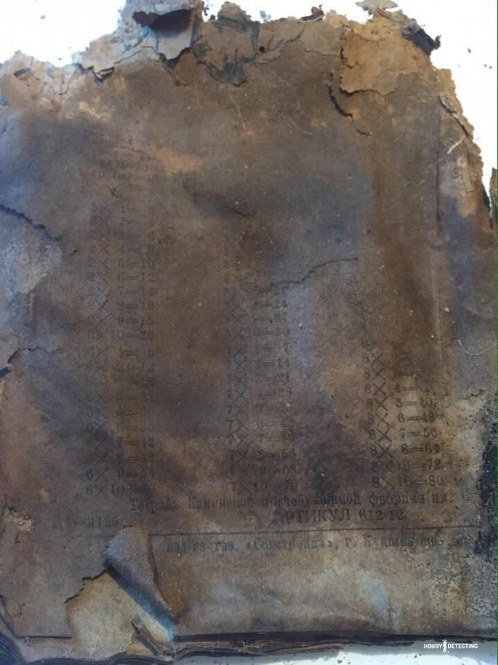 Фрагмент журнала со списком бойцов 385 стрелкового полка 112 стрелковой дивизии по 1942 году (Находка, конкурсная история копателя!)