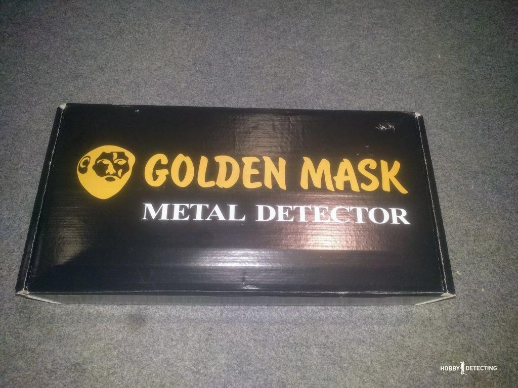 Golden Mask 4W PRO S - что в комплекте у аналогового металлоискателя? (обзор, фото+)