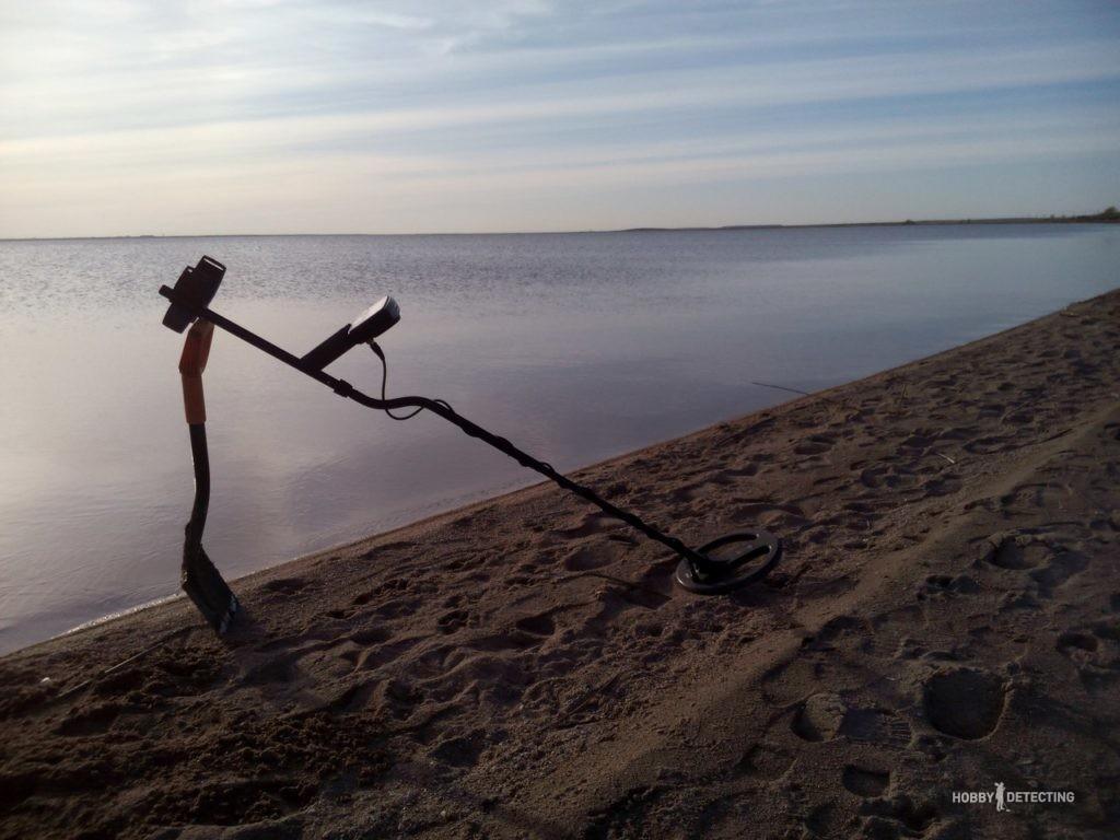 """Первый """"рыжик"""" на пляже! (Конкурсная история копателя!)"""